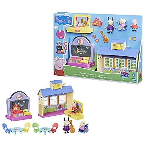 Peppa Pig Peppa's Adventures - Juguete Preescolar con Frases y Sonidos, a Partir de 3 años