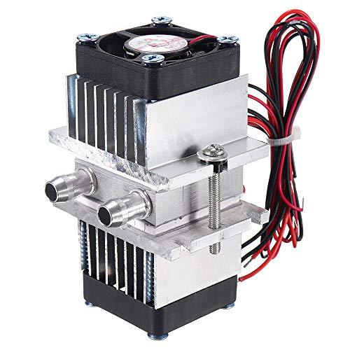 YALIXING JJBHD Electronic Accessoires & Supplies Montiert Halbleiter-Kühlschrank-Kühlerkühlgeräte mit Peltier-Wasserkühlsystem Um Ihnen die Qualität der Exzellenz bereitzustelle (Color : 2)