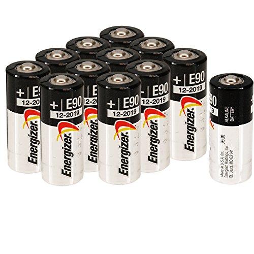 Energizer E90 N Alkaline 1.5 Volt Battery (12-Pack)