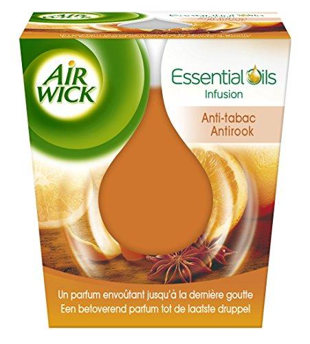 Air Wick Duftkerze Essential Oils Anti-Tabak Essential Oils