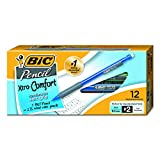 BIC Xtra-Comfort Mechanical Pencil, Fine Point (0.5mm), 12-Count (MPFG11)