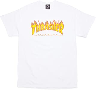 Thrasher Flame Short Sleeve T-Shirt