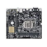 WERTYU Placa Base De Juegos Fit For ASUS H110M-E/M.2 Escritorio Original Intel H110 H110M DDR4 Placa Base LGA 1151 I7 / I5 / I3 Usb3.0 SATA3