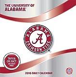 Turner Alabama Crimson Tide 8051370 Kalender 2016, Januar-Dezember