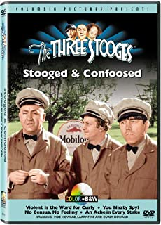 The Three Stooges: Stooged & Confoosed