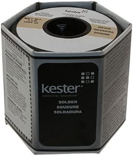 KESTER SOLDER 24-6337-8817 245 No Clean Core 63% Tin 37% Lead Solder Wire - Gauge 16 - 1 item(s)