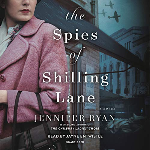 The Spies of Shilling Lane cover art