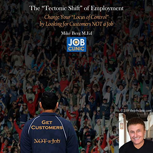 """The """"Tectonic Shift"""" of Employment audiobook cover art"""