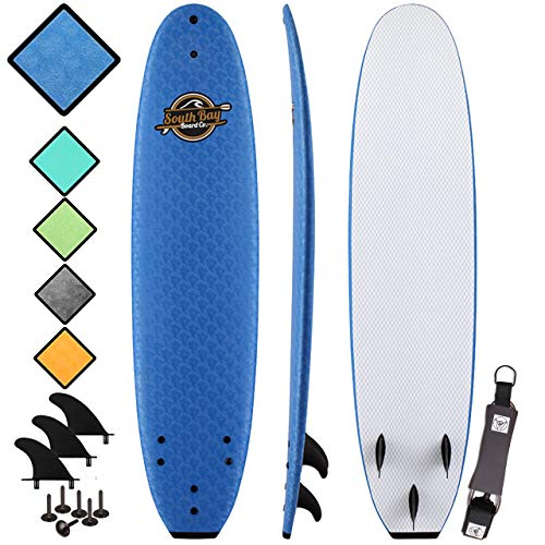 Soft Top Surfboard - Best Foam Surf Board for...