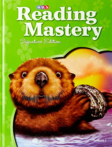 Reading Mastery Reading/Literature Strand Grade 2, Textbook C (READING MASTERY LEVEL VI)