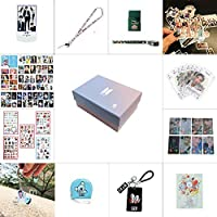 BTS RM Gifts Set for Army 97 pcs Bantan Boys World Box Include Postcards Stickers,Gift Case for Daughter Granddaughter (Kim NAM Jun-Box) [並行輸入品]