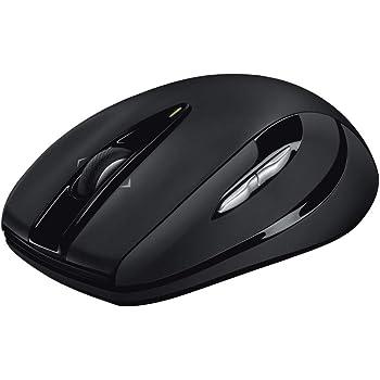 ロジクール ワイヤレスマウス 無線 マウス M545BK Unifying 7ボタン ワイヤレス 小型 電池寿命最大18ケ月 windows M545 ブラック 国内正規品 3年間無償保証