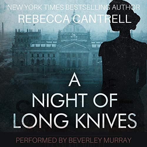 A Night of Long Knives audiobook cover art