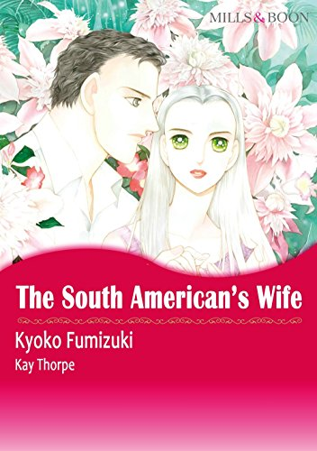 The South American's Wife: Harlequin comics (English Edition)
