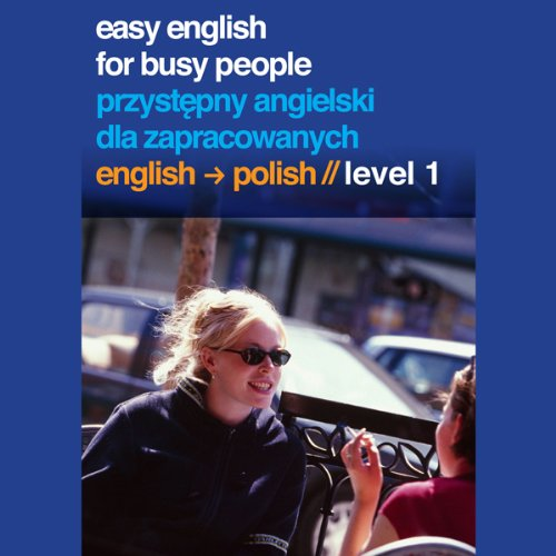 Easy English for Busy People cover art