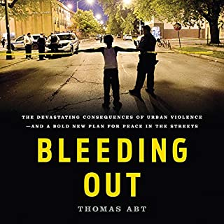 Bleeding Out audiobook cover art