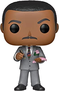 Funko 34889 Pop Movies: Trading Places - Billy Ray Valentine Collectible Figure, Multicolor