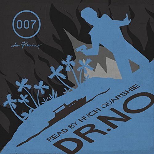 Dr. No (with Interview) audiobook cover art