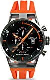 Locman orologio uomo cronografo Montechristo 051000BKFOR0GOO