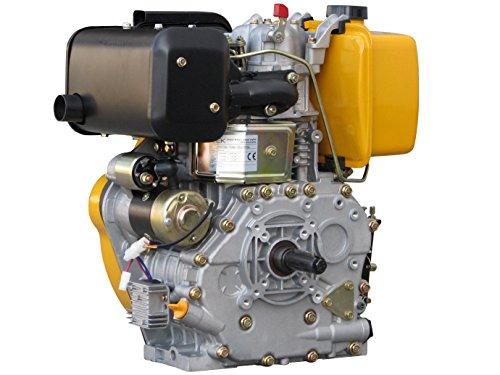 Rotek luftgekühlter 1-Zylinder 4-Takt 418ccm Dieselmotor, ED4-0418-E-F2A