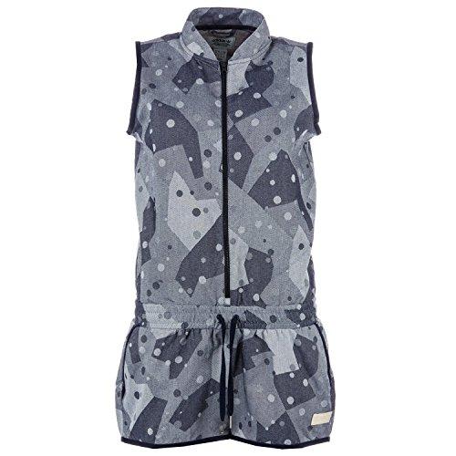 adidas Damen Jumpsuit Trainingsanzug, Mehrfarbig (Multco), 34