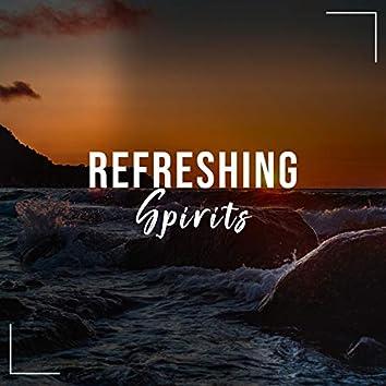 #Refreshing Spirits