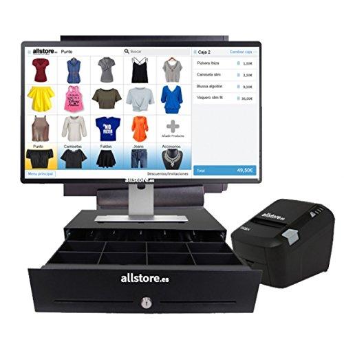 TPV completo TACTIL para tiendas Ropa: Amazon.es: Informática