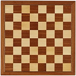 Dal Negro 35cm Chess and Nine Men's Morris Board (Dual Side)