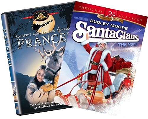 Classic Christmas Movie Collection DVD (Prancer & Santa Claus: 25th Anniversary Edition)