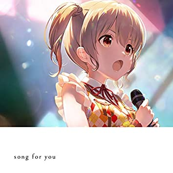 song for you(サニーピースver.)