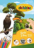 Original Shrinkles Birds of Prey (Slim Craft Pack) -
