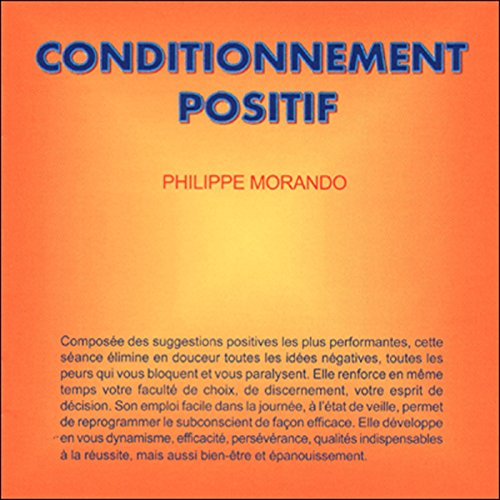Couverture de Conditionnement positif