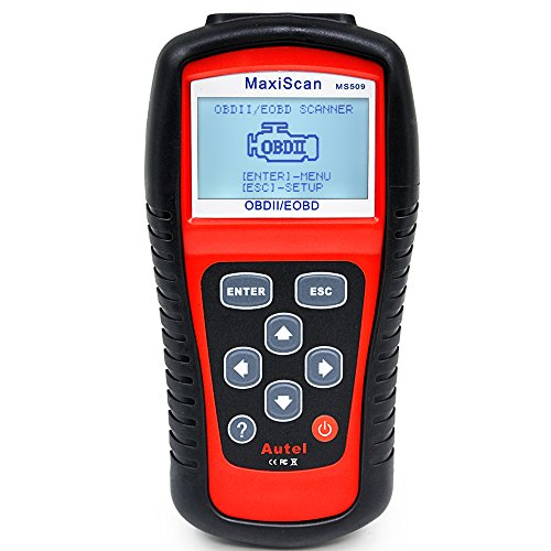 MaxiScan MS509 Car Diagnostic fault code reader tool / OBDII EOBD Scanner Work for MOST Cars & Vehicles