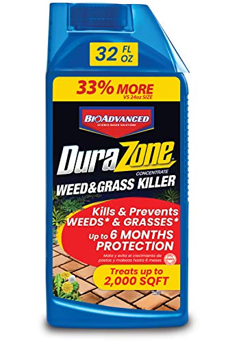 BAYER CROP SCIENCE 704330A DuraZone Weed & Grass Killer 32Oz Conc Durazn W and G Kil, 32-Ounce, Concentrate