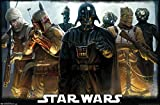 Trends International Star Wars Bounty Hunters Collector's Edition Wall Poster 24' x 36'