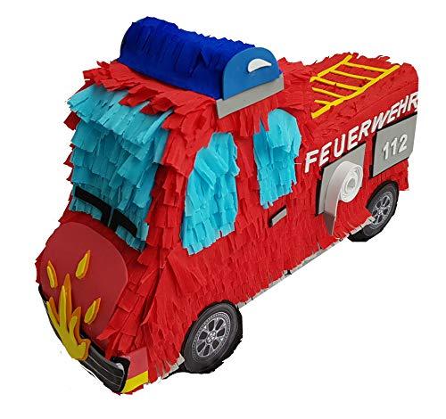 Pinata Feuerwehr 112