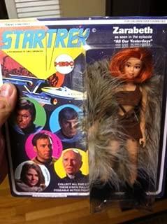 Zarabeth Mego Custom Action Figure As seen in All Our Yesterdays