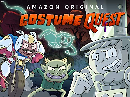 Costume Quest - Season 102