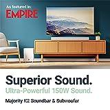 Zoom IMG-1 majority k2 soundbar senza fili