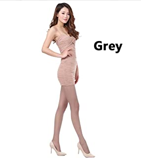 16adde8b10 Weixiltc Women 3 Pairs Pantyhose Tights Ultra Thin Silk Stocking
