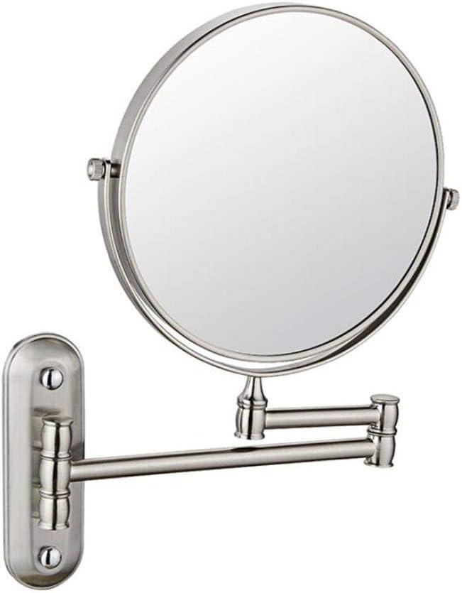 Outstanding LYRR 8inch Nashville-Davidson Mall 360° Swivel Bathroom Mounted Mirrors Wall Double-Side