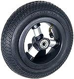 ZHAO Neumáticos de Scooter eléctricos, 8 1 / 2x2 Ruedas llenas inflables, robustas y duraderas, adecuadas para 8,5 Pulgadas 50-134 Triciclo para niños, Accesorios para neumáticos de Cochecito de bebé