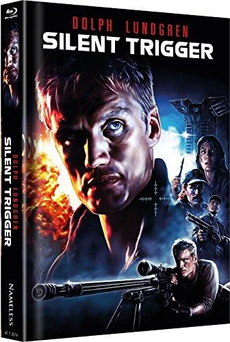 SILENT TRIGGER - Limited Uncut Mediabook Edition 2K (333 Stk) Blu-ray