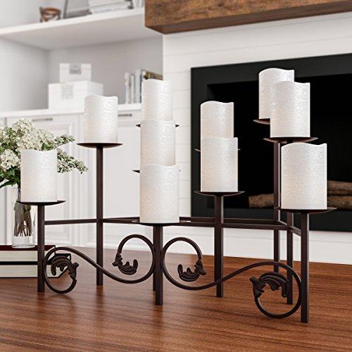 candelabro portavelas fabricante Lavish Home