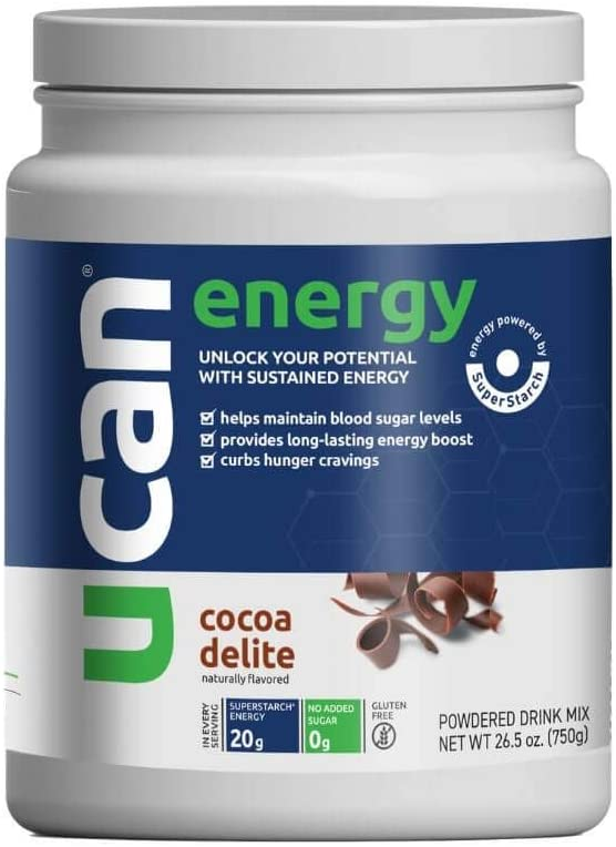 New arrival UCAN Keto Energy Powder - Bombing new work Sugar Free Pre for Workout Men