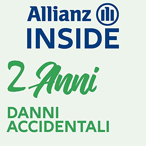 Allianz Inside, 2 Anni Copertura Danni accidentali per Biciclette/Monopattini elettriche è compreso tra 250,00 € e 299,99 €