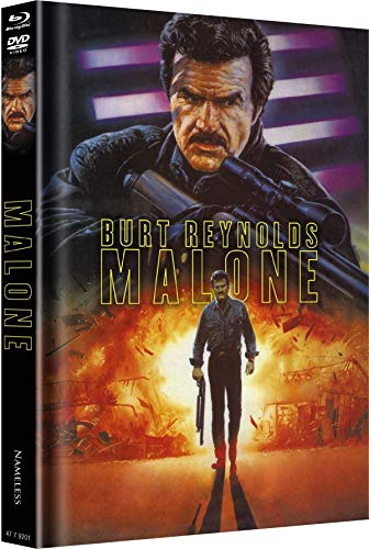 Malone - Limited Edition - Mediabook (+ DVD), Cover A [Blu-ray]