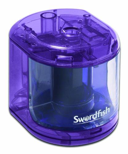 Swordfish 40003 - Sacapuntas eléctrico de escritorio