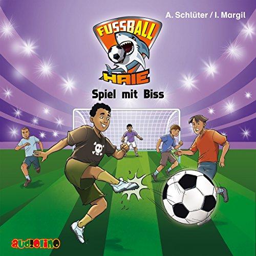 Spiel mit Biss (Fußball-Haie 5) Titelbild
