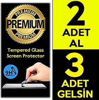 Cupcase LG G7 ThinQ Temperli Kırılmaz Ekran Koruyucu 2 AL 3 GELSİN